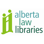 Logo for Alberta Law Libraries