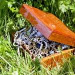 photo of small treasure chest