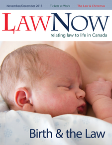 Cover: Birth and the Law