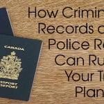 photo of Canadian passports