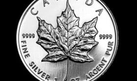 photo of a silver coin