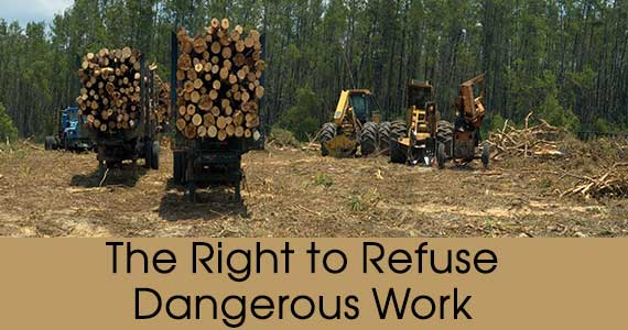 The Right to Refuse Dangerous Work