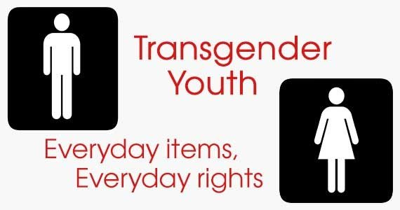 Transgender youth: Everyday items, everyday rights