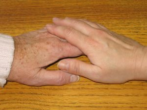hand touch 2