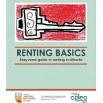Renting Basics: an easy read guide to renting in Alberta