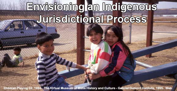 Envisioning an Indigenous Jurisdictional Process:  A nehiyaw (Cree) Law Approach