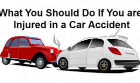 What You Should Do If You are Injured in a Car Accident