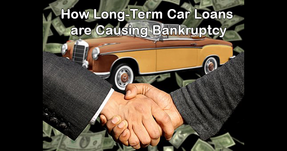 How Long-Term Car Loans are Causing Bankruptcy