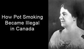 How Pot Smoking Became Illegal in Canada