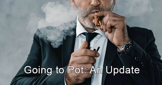 Going to Pot: An update on employers and marijuana issues in the workplace
