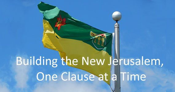 Building the New Jerusalem, One Clause at a Time